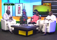 Badwam on Adom TV airs on weekdays from 6am - 9am