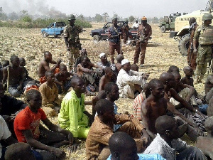 Five soldiers lost their lives as Boko Haram insurgents stormed the Ajiri community