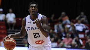 Ghanaian born Italian basketball player, Awudu Abass