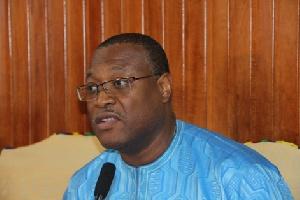 Minister of Health Alex Segbefia