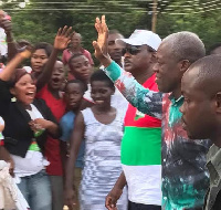 Vice President, Paa Kwasi Bekoe Amissah-Arthur