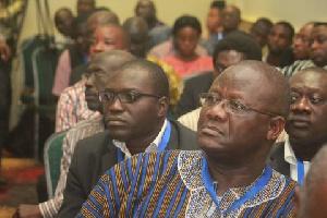 Paul Afoko EC Forum