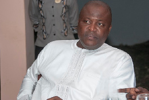 It was reported that Ibrahim Mahama owed now-defunct UT Bank GHS302 million