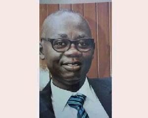 Prof Opoku Amankwa