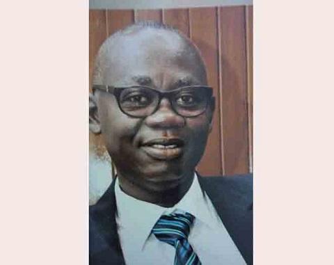 Professor Kwasi Opoku-Amankwa, Director-General of the Ghana Education Service