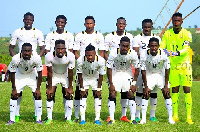 National under-20 men team, the Black Satellites