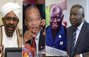 Jailed Former African Presidents