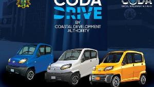 The mini-car initiative is under the Coastal Development Authority, CODA