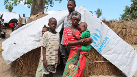 The World Food Programme (WFP) said about 950,000 people are starving in Mozambique