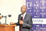 Total revamp of security needed in financial sector - Prof. Bokpin