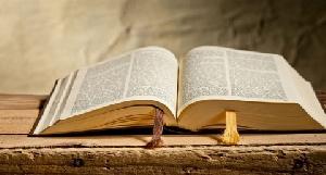 Bible Opened New