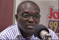 Martin Adjei Mensah Korsah wants certain articles in the party's constitution  invoked