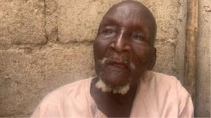 86 year old Mallam Sa'idu Abdullahi, man wey bin lost and found 60 years later