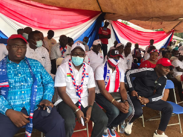 NPP Mpohor constituency campaign launched