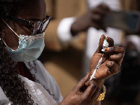 File Photo: Dr Anaba said the misconceptions surrounding Coronavirus vaccine needed to be cleared
