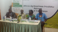 Some executives at the Pan African Agri-Business conference