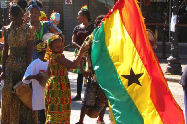 Ghana ranked 2nd most peaceful country in Africa