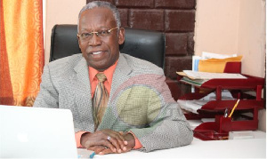Mr Kojo Yankah is the Founder of the African University College of Communications