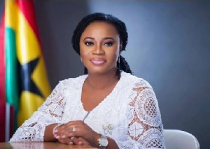 Charlotte Osei is Chairperson of the Electoral Commission
