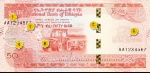 The new banknotes have enhanced security features
