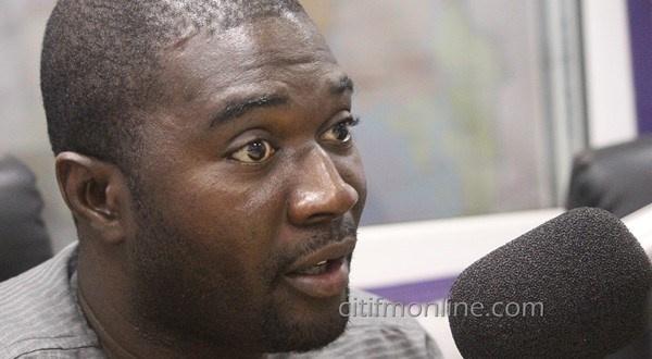 Duncan Amoah, Executive Secretary of COPEC-GHANA