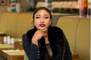 Nigerian Actress, Tonto Dikeh