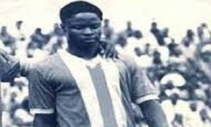 The late Shamo Quaye passed away while playing a fun match in Tema