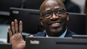 Charles Blé Goudé, Côte d'Ivoire's former minister for youth