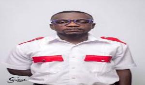 Ghanaian comedian, Ajeezay
