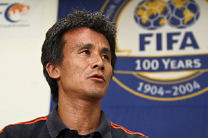 Coach Kenichi Yatsuhashi