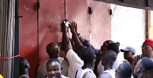 GUTA Closes Nigerian Shops