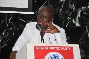 Nana Akufo-Addo - NPP Presidential Candidate