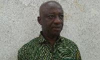Thomas Kusi Boafo, former lecturer at Kumasi Technical University