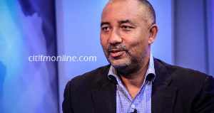 Former Chief Executive Officer of Ghana National Petroleum Corporation, Alex Mould