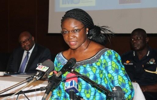 Special Aide to former President John Mahama, Joyce Bawa Mogtari
