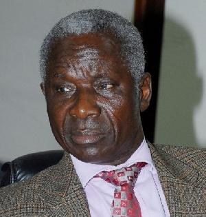Brigadier Nunoo Mensah S
