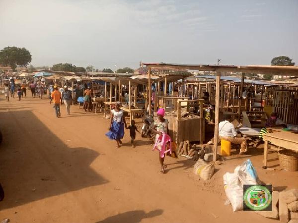 Atwima-Agogo cries for market and clinic