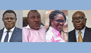 Newly appointed Board of Asante Kotoko