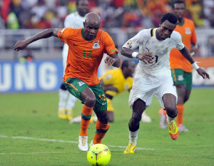 Ghana Zambia AFCON2012