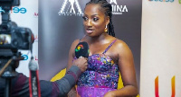 Former backing vocalist for Daddy Lumba, Ateaa Tina