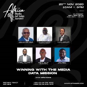 Visit www.afrimass.com to secure your seat now!