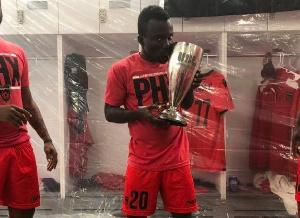 Solomon Asante named in USL Championship Team of the season