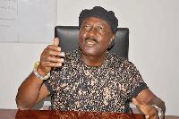 Highlife musician, Gyedu-Blay Ambolley