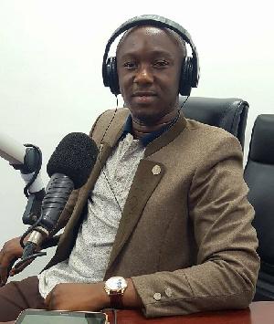 Malik Basintale, deputy Northern Regional Communication Director