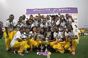 Ghana won their first ever gold at Hockey African Club Championship
