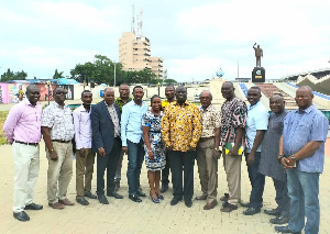 Executives of Korle Klottey Municipal Assembly