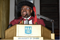 Professor Ernest Aryeetey, Former Vice-Chancellor of the University of Ghana