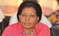 Queenstar Pokuaa Sawyer, MP for Agona East