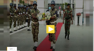 Angola Celebrates 19 Years Of Peace.