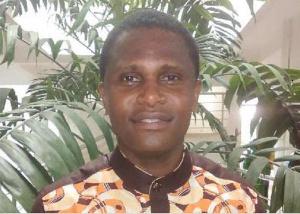Bernard Gyamfi, Acting General Secretary Trades Union Congress (TUC)